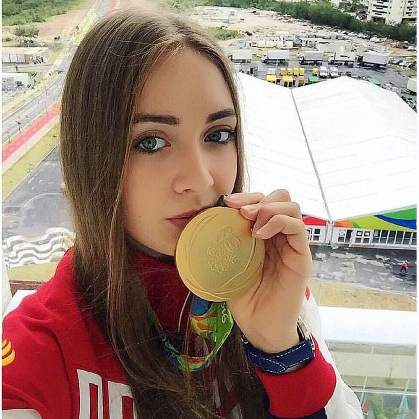 Мастер-класс Олимпийской чемпионки по художественной гимнастике Марии Толкачёвой